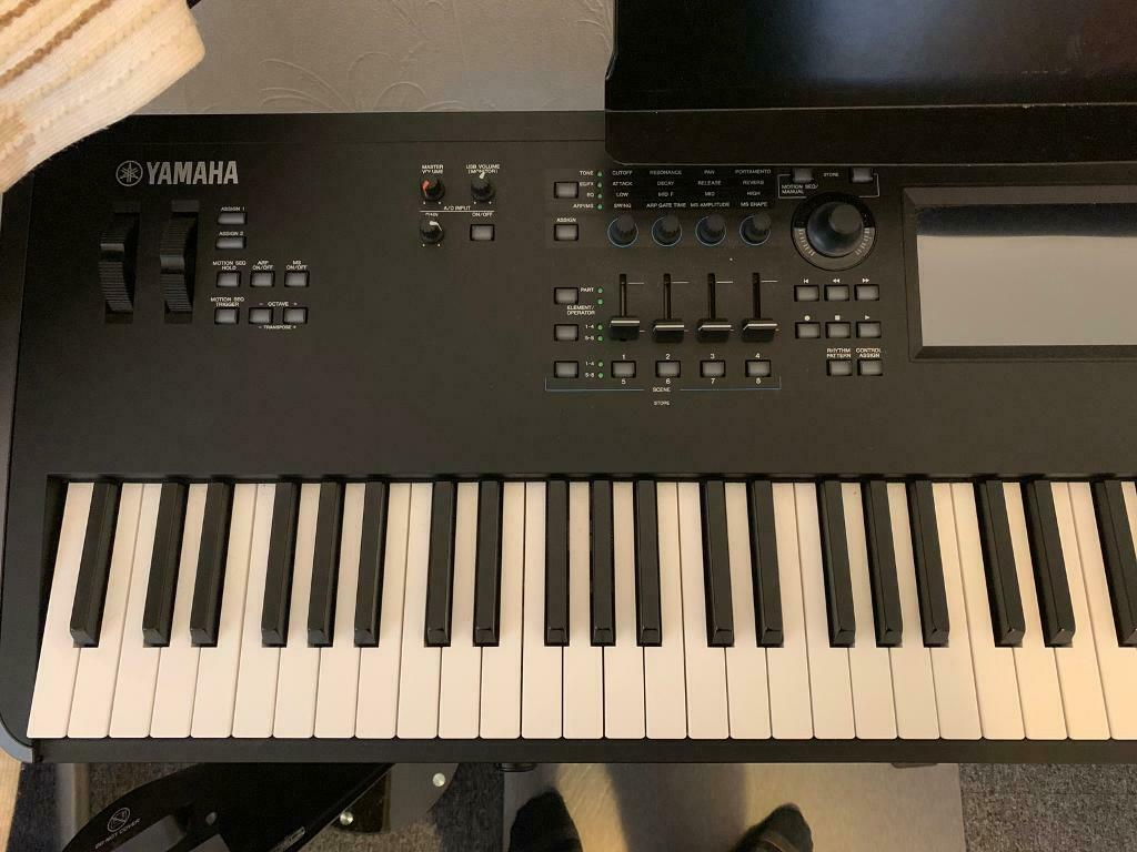 Yamaha modx 8 latest workstation and synth with the best piano and synth  samples | in East Boldon, Tyne and Wear | Gumtree