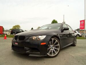 2011 BMW M3 BERLINE + NAVI + TOIT + LOOK + SON + 71 200 KM!!!