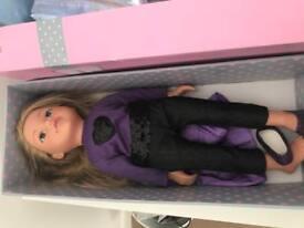 Design a Friend Doll in Box