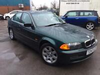 BMW 323i SE SALOON 4dr AUTOMATIC # EXCELLENT CONDITION # FULL SERVICE HISTORY # HPI CLEAR