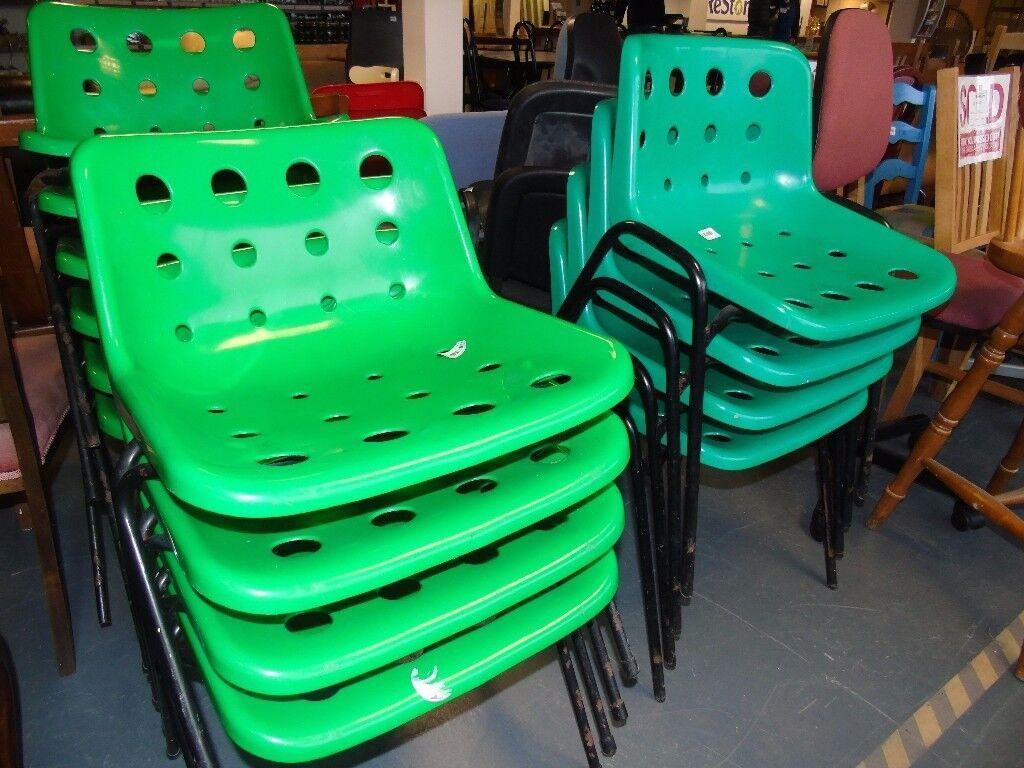 Children's Plastic Chairs