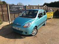 Chevrolet Matiz 2006 1.0 petrol - 12 Months MOT - Only 79,000 miles - New service and front tyres
