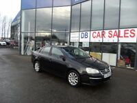 2006 06 VOLKSWAGEN JETTA 1.9 S TDI 4D 103 BHP **** GUARANTEED FINANCE ****