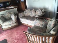 3 Piece Suite Ercol