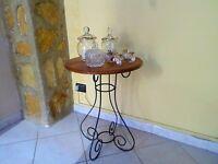 Tavolo In Ferro Brunito E Legno : Tavolino ferro mobili e accessori per la casa a milano kijiji