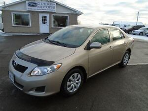 2010 Toyota Corolla CE Automatic Air Cruise PW PL Remote Starter