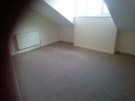 1 BEDROOM SELF CONTAINED FLAT, GAS C/H, PARKING, DOUBLE GLAZED, BILLS INCLUDED