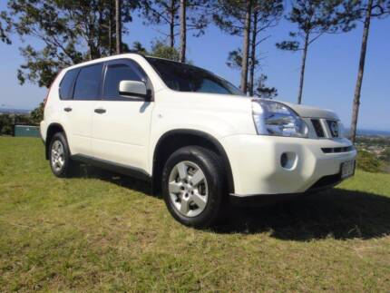 2009 Nissan X-trail Wagon 4x4 Elanora Gold Coast South Preview