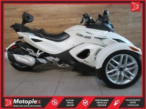 2014 Can-Am Spyder RS SM5 50$/SEMAINE