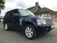 2004 Range Rover Vogue 3.0 tdv6 / lovely jeep / trade in accepted