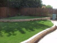 Artificial grass 4 meters x 3 meters 35mm Pile height