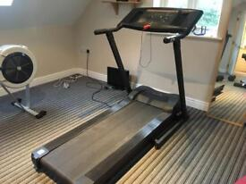 Roger Black Gold 10302 running machine/treadmill with incline