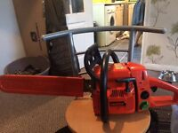Castor chainsaw
