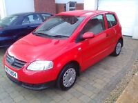 2009 VOLKSWAGEN FOX 1.2, 55, FULL MOT, ONLY 52K, ONLY GROUP 1 INSURANCE, EXCELLENT HISTORY!