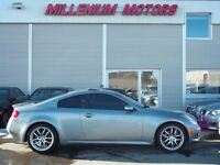 2006 Infiniti G35 COUPE SPORT / LEATHER / SUNROOF / ONLY 89,000