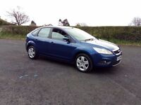 2008 face lift ford focus 1.6 diesel