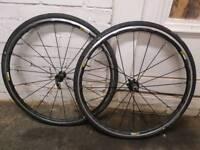 Mavic Ksyrium Elite Road Bike Wheels 700C 11Speed Shimano