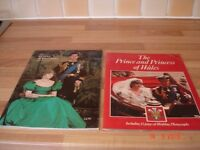 Charles & Diana's Wedding Books