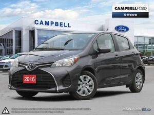 2016 Toyota Yaris LE WARRANTY-LOADED-AIR