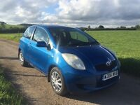 Toyota Yaris 1.4 D4D 2006 3 Door Diesel Auto. £30 Per Year Tax!!! 60 MPG!!!!