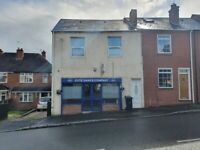 High Street Premises to LET- Quarry Bank