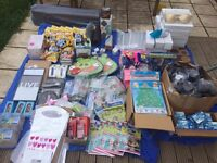job lot new various goods over 400 items
