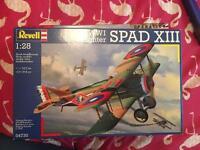 Revell ww1 fighter spad XIII