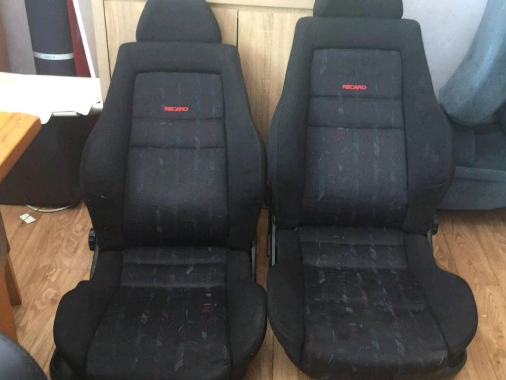 Recaro Seats Vw Golf Mk1 Mk2 Mk3 In Burnham On Crouch Essex Gumtree Home Audio Mazda Mx5 Radio Electronic Circuit Board