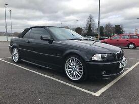 BMW 330 CI Sport Convertible, Manual , Petrol , New Mot