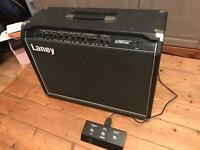 Laney LV300 twin guitar amp