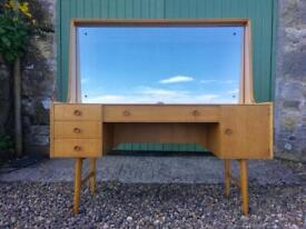 Vintage / Retro Meredew Dressing Table. Delivery possible.. SOLD
