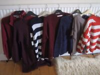 Ladies clothes bundle. Fits sizes 14/16. 6 items.. 5 jumpers and a fleece. £5.00 for the lot.