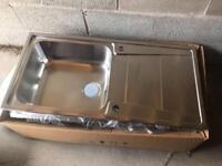 Quality kitchen sink 1000x500