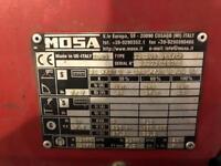 Mosa welder generator, diesel