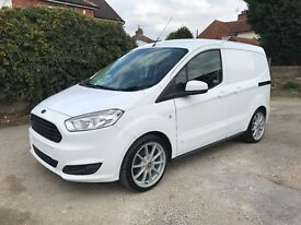 2016 FORD TRANSIT COURIER 1.6 TREND TDCI 1D 94 BHP DIESEL SPORT