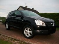 2007 NISSAN QASHQAI 1.5 DCI 6 SPEED EXCELLENT EXAMPLE