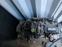 2003 Mini Cooper engine and gearbox
