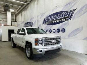 2015 Chevrolet Silverado 1500 LT W/ 5.3L V8, 4WD, Leather