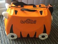 Trunkie - kids suitcase