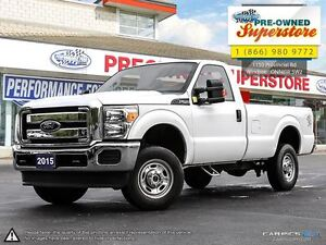 2015 Ford F-250 XL***currently used as our plow****