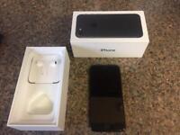 Apple iPhone 7 256gb (black)