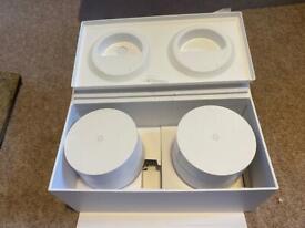 Google Wi-Fi dual unit