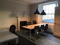 Charming Office In The New Town To Let