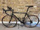 Focus Cayo Carbon road bike - 56cms L, Ultegra, Mavic wheels