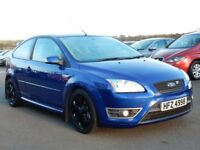2006 ford focus st-3 2.5 petrol, motd march 2019 nice example all cards welcome