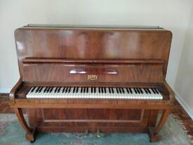 Upright Piano - Berry, London