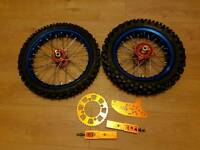 Ktm 50 BIG wheels