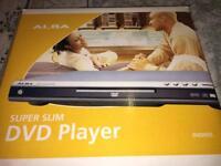 Alba super slim dvd player