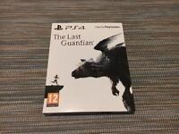 The Last Guardian (Premium Steelbook Case)