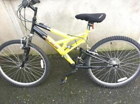 Bicycle for sale Avalanche 26 inch diameter wheel